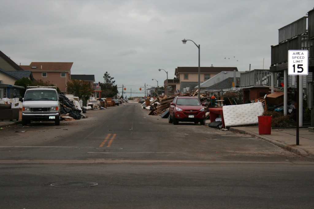 Hurricane Sandy Aftermath 1