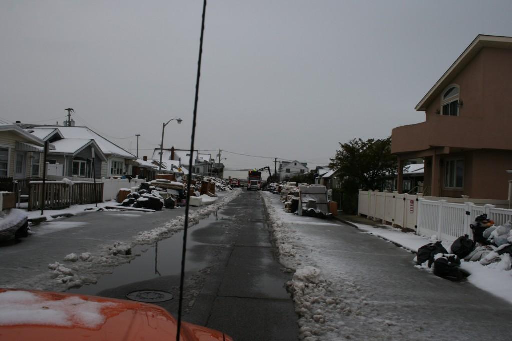 Hurricane Sandy Aftermath 15