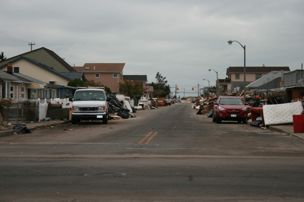 Hurricane Sandy Aftermath 2