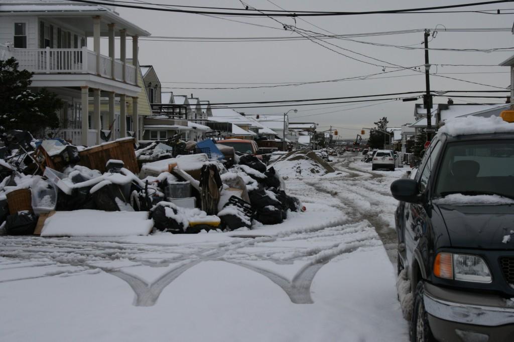 Hurricane Sandy Aftermath 22
