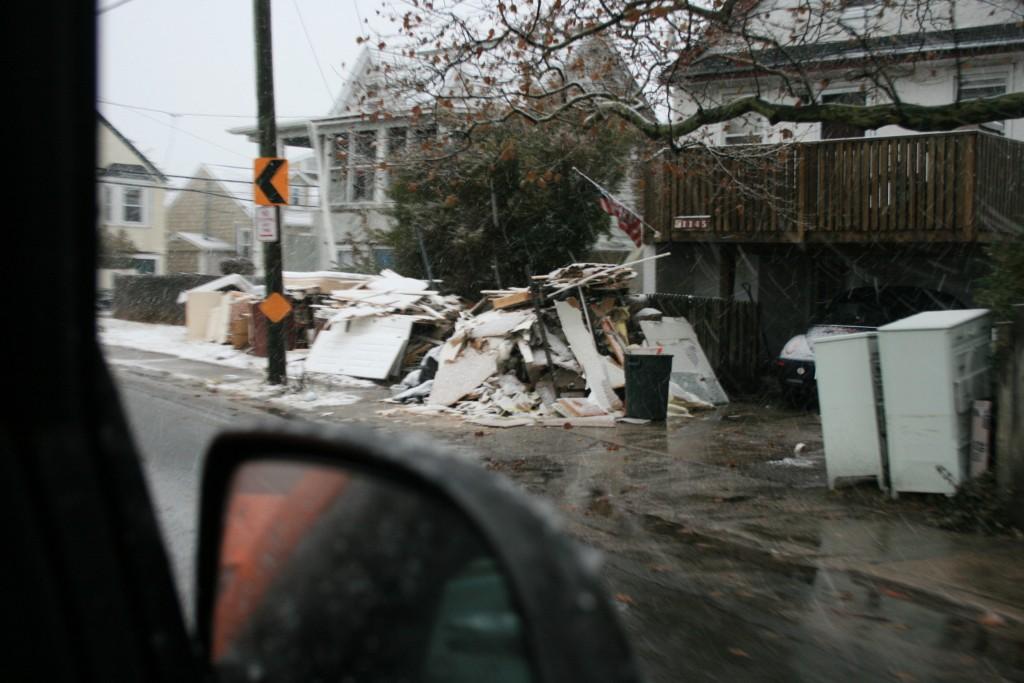 Hurricane Sandy Aftermath 3