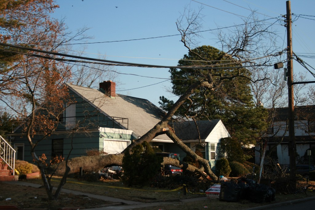 Hurricane Sandy Aftermath 34